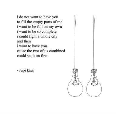 Image result for rupi kaur